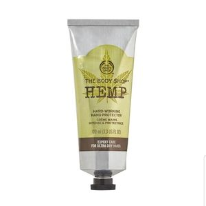 THE BODY SHOP HARD WORKING HAND PROTECTOR.